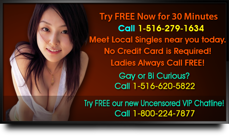 Free dating line numbers BIG SHOTS